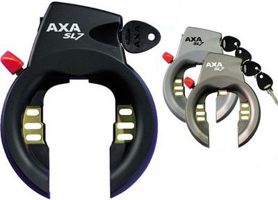 Axa SL7 SL9 ringslot wielslot
