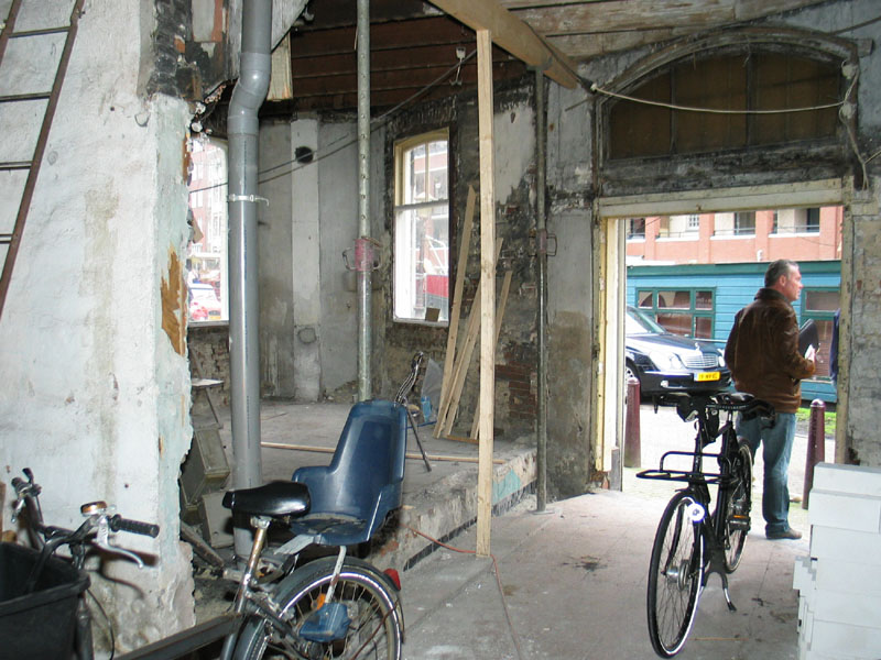 nieuwe workcycles vestiging in amsterdam centrum