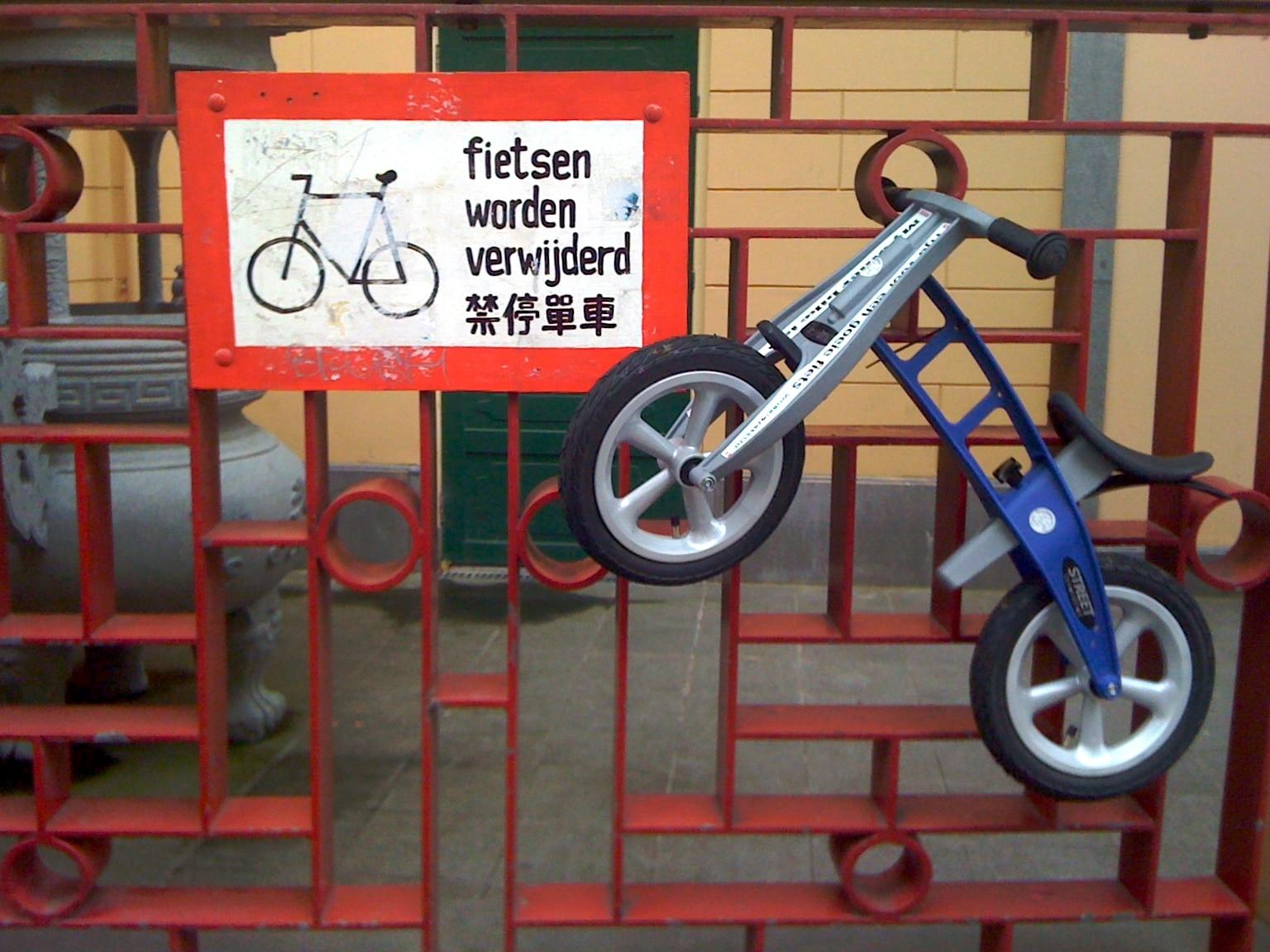 fietsen-worden-verwijderd