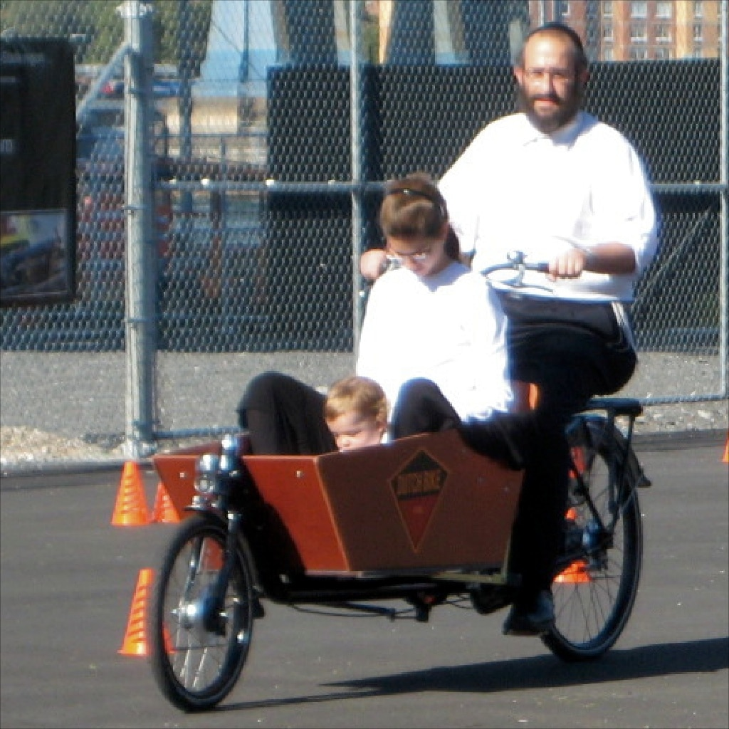 orthodox bakfiets family