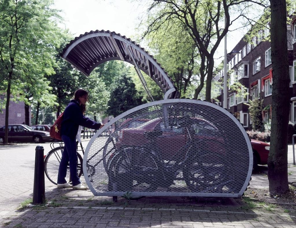 fietshangar 2
