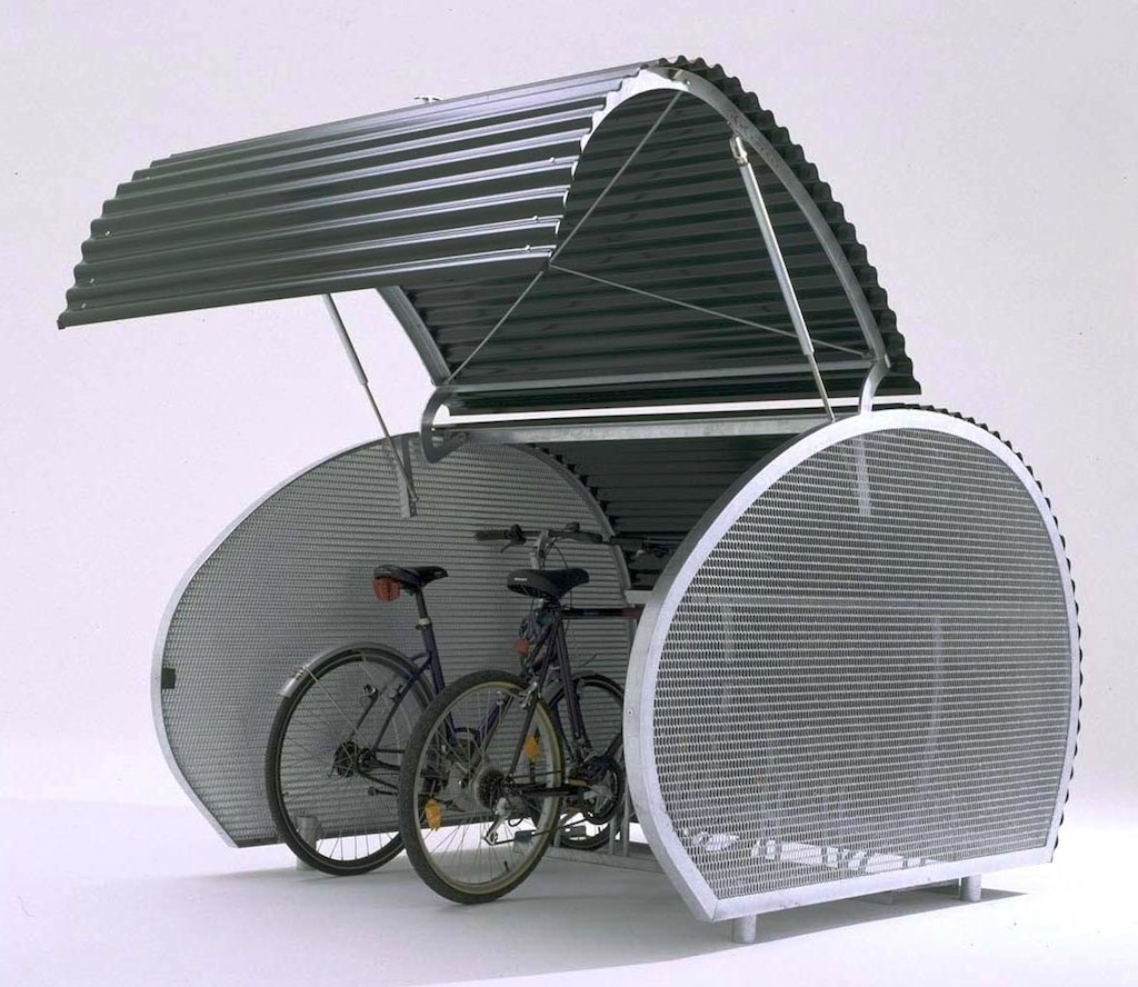 fietshangar 3